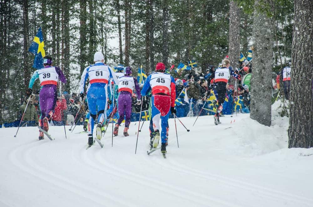 Konkursy w biegach narciarskich