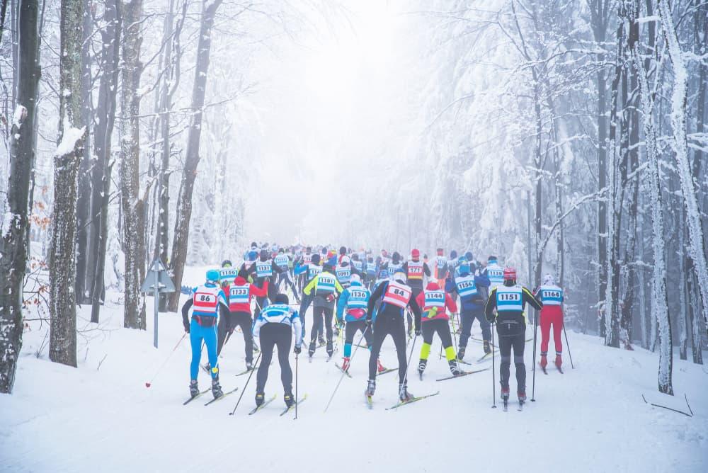 Biegi narciarskie - sezon 2020/21
