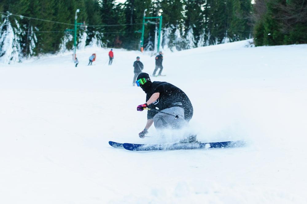 Ośrodek narciarski Donovaly na Słowacji