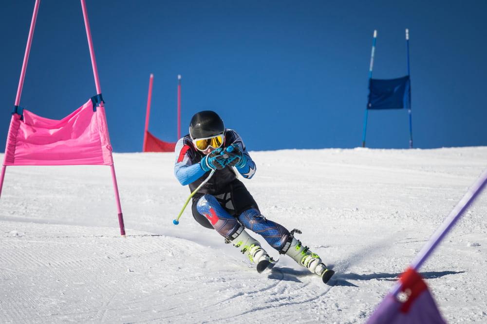Ciekawostka na temat prędkości w narciarstwie alpejskim