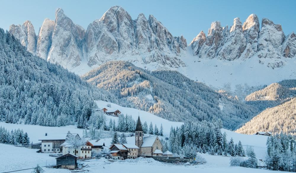 Tyrol - idealne miejsce na wyjazd na narty