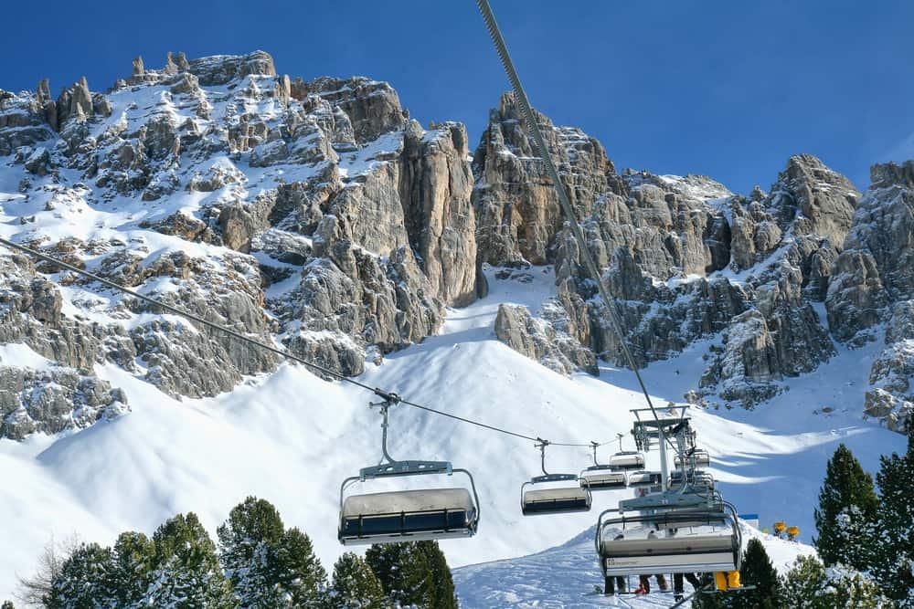 Ośrodek narciarski we Włoszech - Val di Fiemme