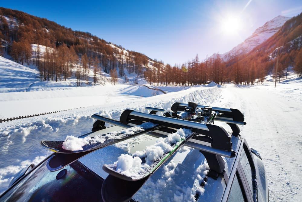 Wyjazd samochodem na narty do Włoch